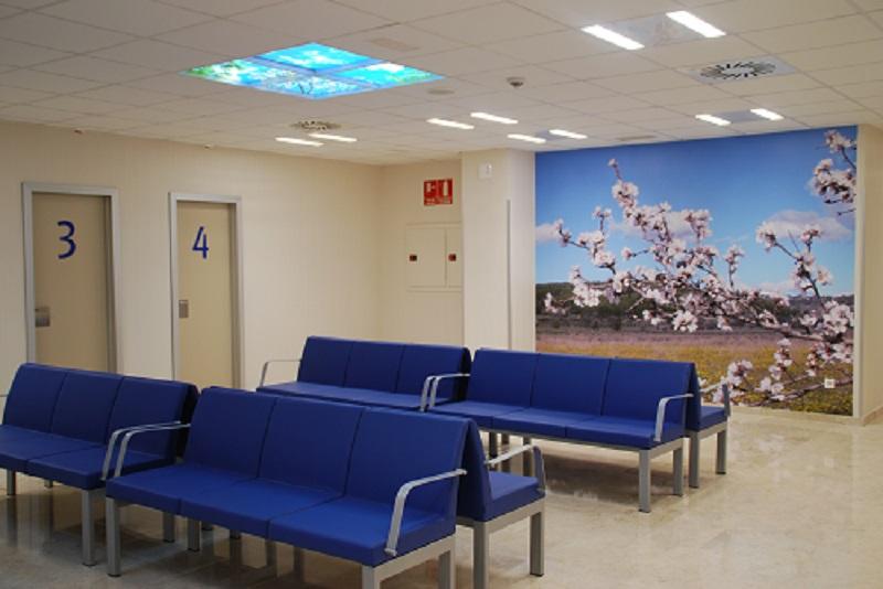 Instalaciones hospitalarias hm puerta del sur - Hospital puerta del sur telefono gratuito ...